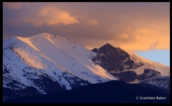 1-2-Jeff Davis and Wheeler Peaks at sunset